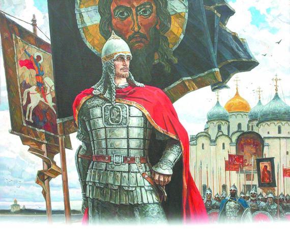 В Ульяновской области 2020/2021 учебный год посвящен 800-летию Александра Невского