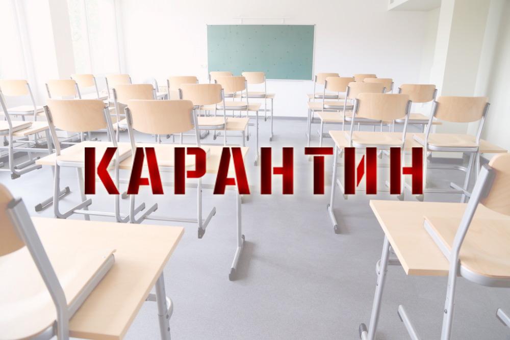 В школах Ульяновской области  продолжены карантинные мероприятия до 26 февраля включительно